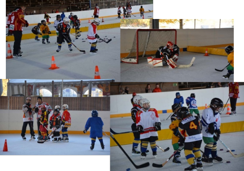 Kids Icehockey 2018